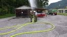 Abschlussübung am Kraftwerk Ternberg