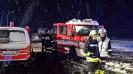Fahrzeugbergung 27.12.2014 + Brand Pelletswerk