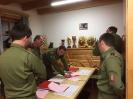 Löschgruppenübung 1.Gruppe 17.02.2017