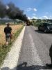 Fahrzeugbrand Aschach/Steyr 06.07.2017
