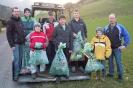 Müllsammelaktion Ternberg