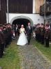 Hochzeit von Kamerad Reitner Christian mit seiner Romana